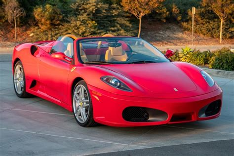 It is available in 10 colors, 1 variants, 1 engine, and 1 transmissions option: How Much For A Ferrari F430 Replacement Door? Try $40,000!