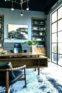 24, Amazing, Rustic, Office, Desk, Decor