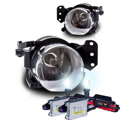 hid xenon 04 08 bmw e60 5 series oem style replacement