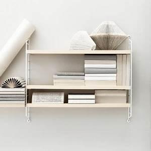 String Pocket Weiß : pocket regal weiss wei string furniture design erwachsene ~ Orissabook.com Haus und Dekorationen