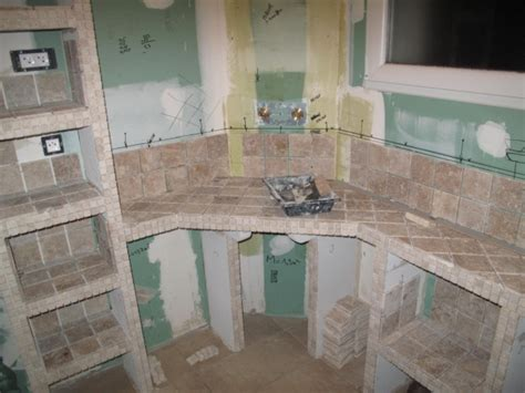 cuisine de luxe italienne salle de bain en travertin 40 messages