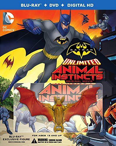 batman unlimited animal instincts blu ray