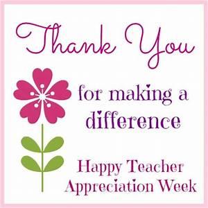 TEACHER APPRECIATION QUOTES POEMS image quotes at ...