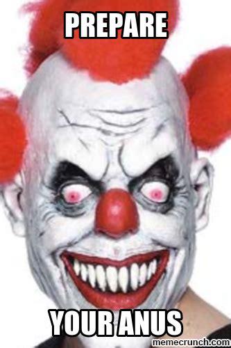 Scary Clown Memes - scary clown