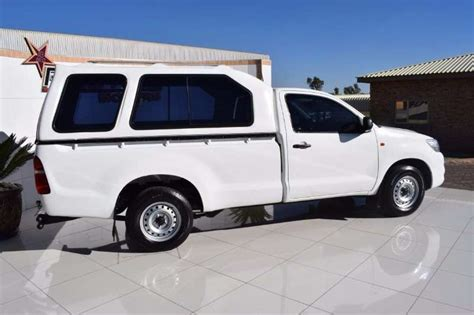 2014 toyota hilux 2 0 vvti s c cars for sale in gauteng