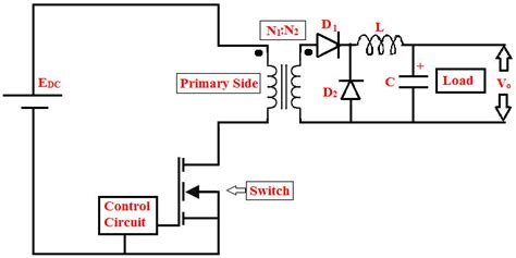Circuit Diagram Smps Power Supply