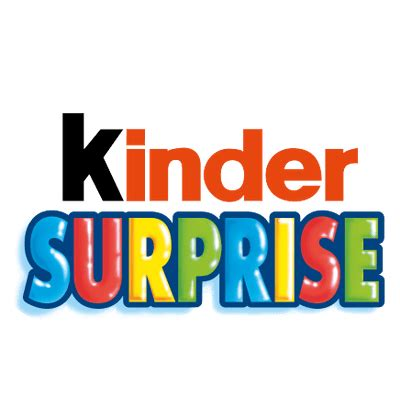 kinder surprise logo transparent png stickpng