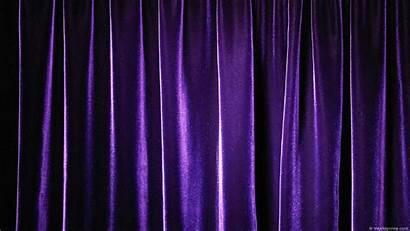 Purple Curtain Curtains Pc Rain