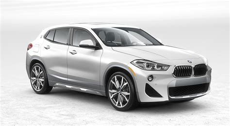 Bmw X2 Brings A Cool And Fun Color Palette