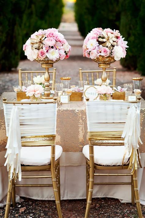 decoration chaise mariage 153 best blush dusty and gold wedding