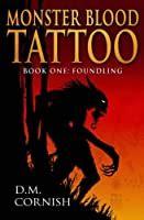 foundling monster blood tattoo   dm cornish
