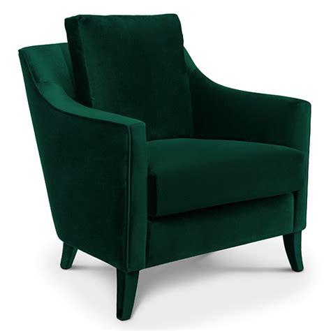 Green Armchair by Como Designer Green Velvet Armchair Robson Furniture
