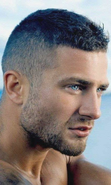Best 25  Short haircuts for men ideas on Pinterest   Men's