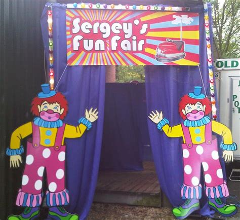 fun   fair theme parties