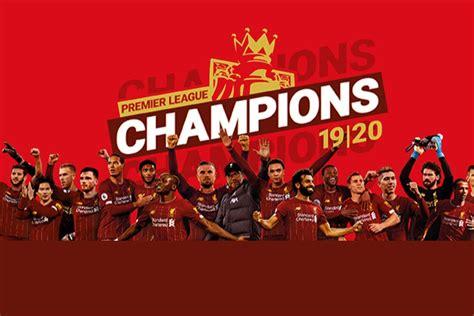 Premier League Live : Liverpool wins Premier League title ...