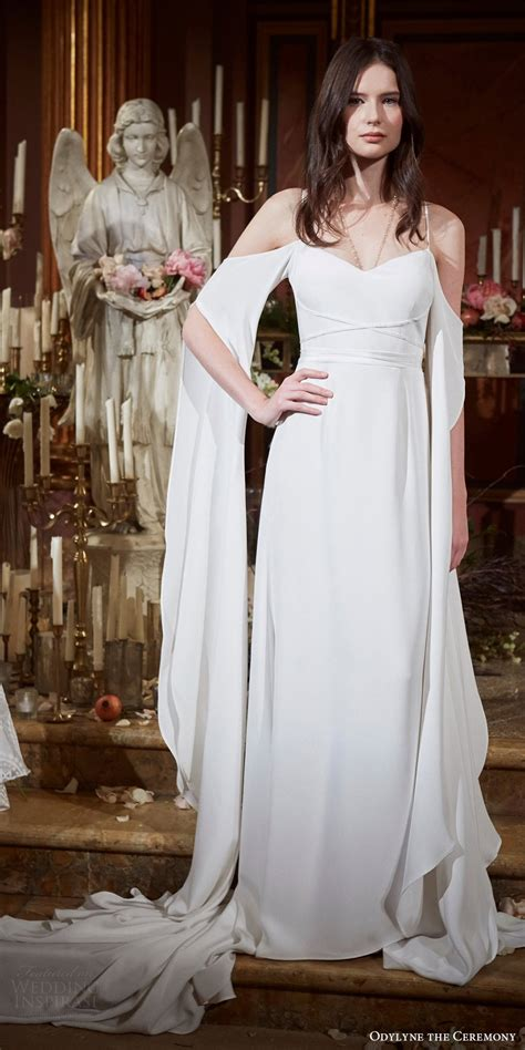 odylyne  ceremony fall  wedding dresses  york