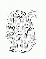 Pajama Coloring Pages Printable Sleepover Pajamas Llama Colouring Template Sheets Pj Printables Sketch Christmas Masks Az Popular Clip Getdrawings Fun sketch template