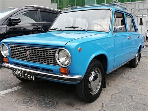 Купить б/у LADA (ВАЗ) 2101 1970-1988 21011 1.3 MT (69 л.с ...