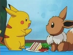 cute, eevee, pikachu, Pokémon | Pokémon: Gotta Catch 'em ...