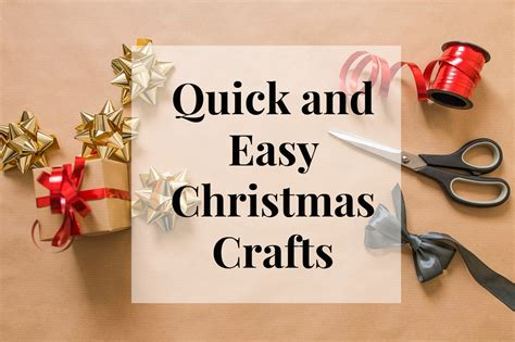 quick and easy christmas crafts salty blonde salty