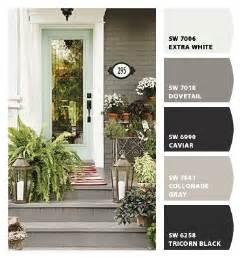 Sherwin-Williams Exterior Grey Paint Colors