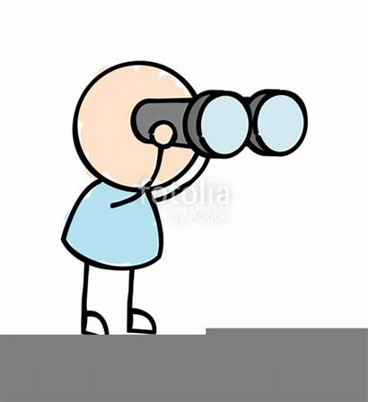 Binoculars Clipart Clip Clker Clipground Rating