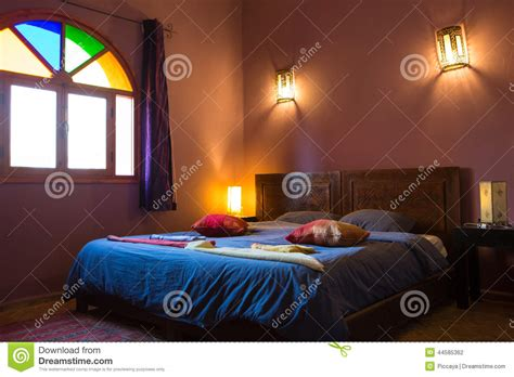 les chambre a coucher chambre à coucher marocaine authentique dans le riad