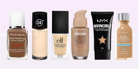 best drugstore light coverage foundation best full coverage makeup for oily skin 2016 makeup