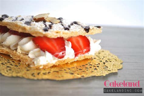 Napoleons   Pastry desserts, Food, Desserts