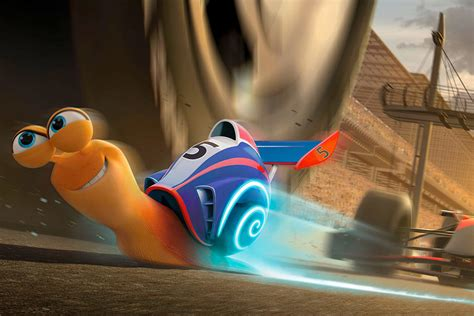 'Turbo' Trailer: Racing Snails, The Movie