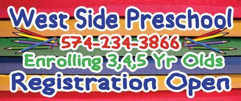 west side preschool banner design b graphic design 558 | westsidebanner3 1024x431