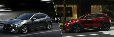 Hatchback Cargo Space Comparison by Does The Mazda3 Hatchback Or Mazda Cx 3 More Cargo Space