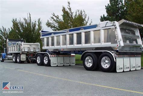 dump trailers   trailers design