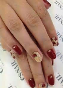 Cute valentine s day nails easy nail art