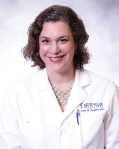 Anne Gaglioti, M.D. | Morehouse School of Medicine