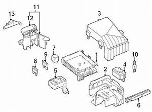 Volkswagen Cc Fuse And Relay Box  A Component That Houses