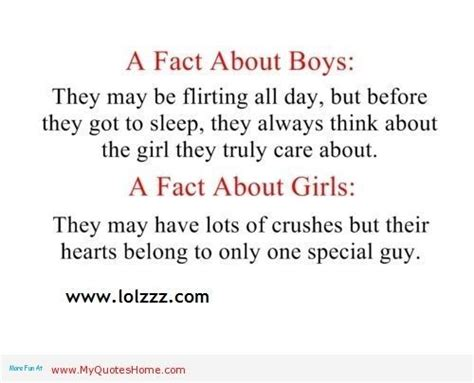 Quotes About Boys 15 Boy About Quotes Cute A Fact About