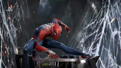 Spider-man Ps4 Coming In 2018, Features Miles