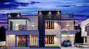 modern design 2975 sq ft contemporary villa kerala home design and floor plans
