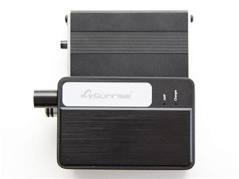 Sunrise Ray Headphone Amplifier Dac Review