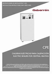 Manual Caldera Mattira Cpe