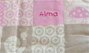 Babydecke Mit Namen Bestickt : babydecke fussenegger baby decke 70 x 90 cm farben rosa ~ Watch28wear.com Haus und Dekorationen