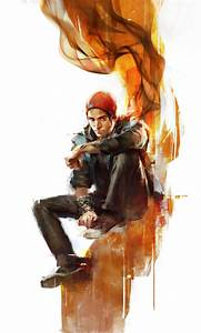 Infamous Second Son.. I can't wait for this game So ...
