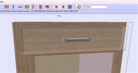 furniture drawing software  drawers sketchlistd