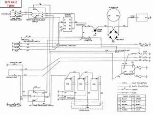 Triumph Trident Triple Wiring Diagram  Wiring  Wiring