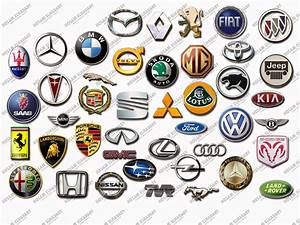 Image Gallery luxury automobile emblems