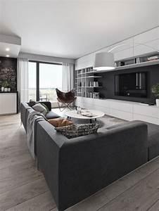 Nice, 30, Comfortable, Apartment, Living, Room, Design, Ideas