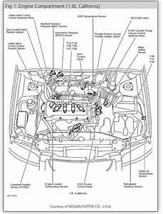 98 Sentra Engine Diagram