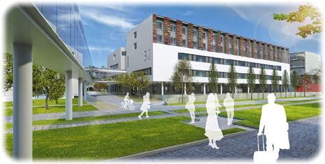 Neuer Chirurgiekomplex In Uniklinik Dresden Rohbaufertig