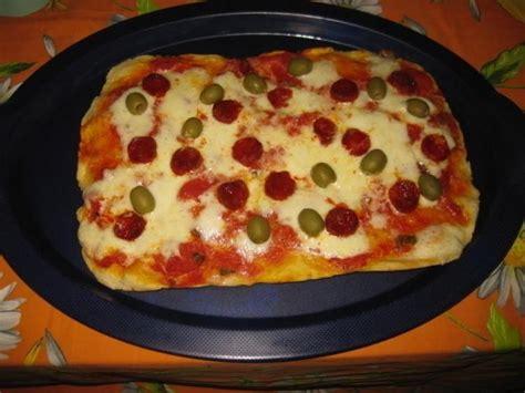 pizza fatta  casa le ricette  teresa